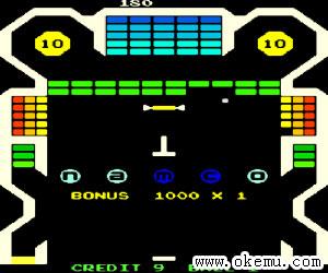 砖块弹珠台 1979 (Bomb Bee)