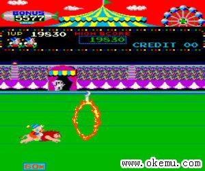 马戏团 - 小丑查理 (Circus Charlie)